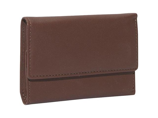 Royce Leather Key Case Wallet, Coco - 612-COCO-5