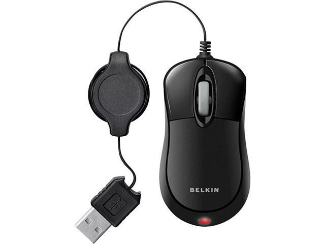Belkin Mobile Retractable Mouse