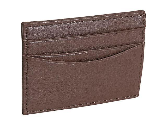 Royce Leather Magnetic Money Clip Wallet, Coco - 111-COCO-5