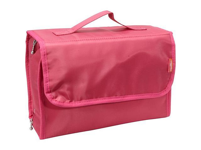 baggallini fold out cosmetic bag newegg