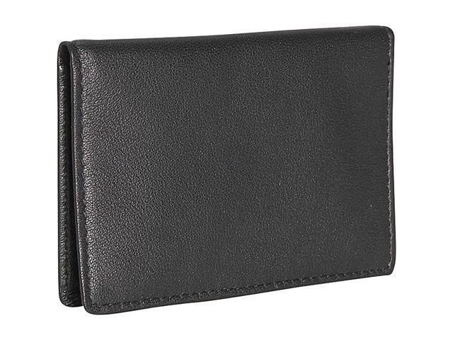 Royce Leather Mini ID Case, Black - 403-BLACK-5