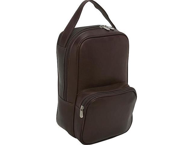 Piel Carry-All Vertical Shoe Bag
