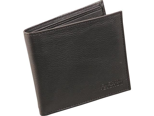 Kenneth Cole Reaction Pass The Buck - Leather Passcase In Valet Tray Wallet