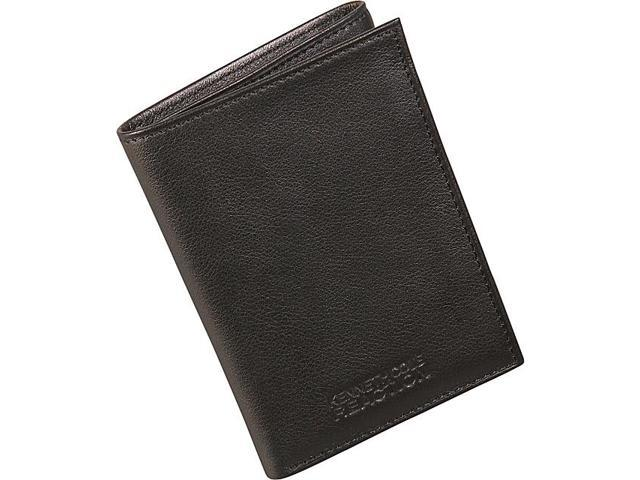 Kenneth Cole Reaction Pay It Forward - Leather Trifold Wallet In Valet Tray