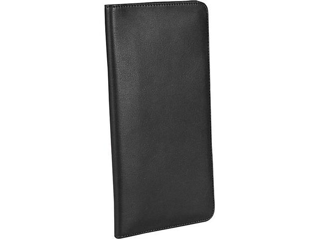 Royce Leather Overside Airline Ticket & Passport Holder