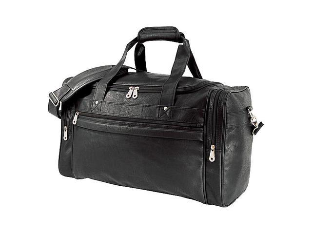 U.S. Traveler Koskin Leather Sport / Travel Carry-On Duffel Bag