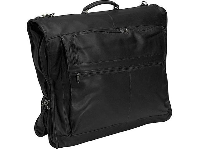 Royce Leather Carry-On All Leather Suiter