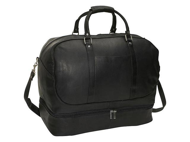 David King & Co. Duffel with Bottom Compartment