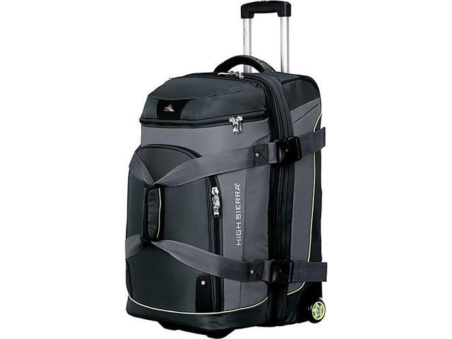 High Sierra AT3 Sierra-Lite 26in. Drop-Bottom Wheeled Duffle