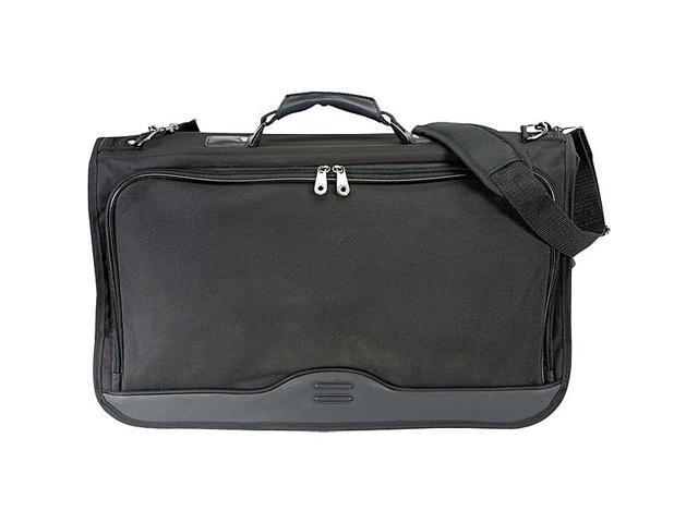U.S. Traveler Ballistic Nylon Tri-fold Carry On Garment Bag