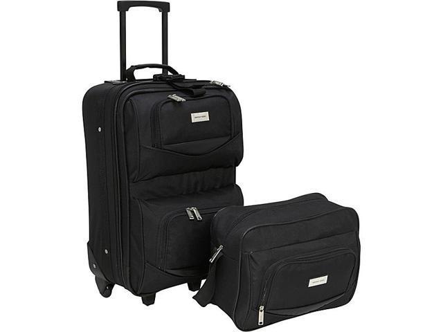Geoffrey Beene Luggage 2 Piece Main Street Luggage Set