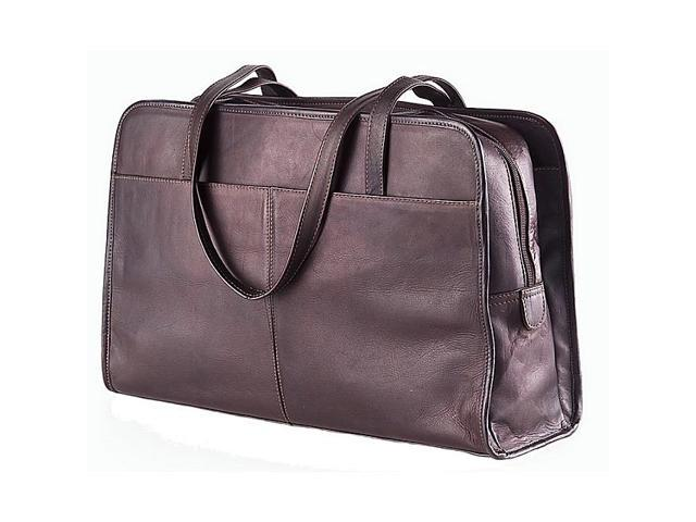 Clava Three Section Tote