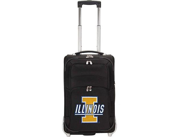 Denco Sports Luggage NCAA University of Illinois 21in. Carry-On