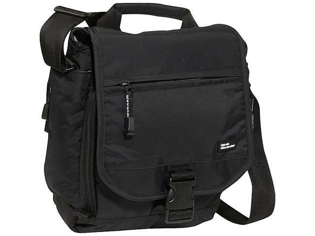 Derek Alexander NS full flap shoulder bag