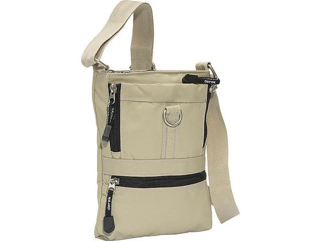 Derek Alexander Small Top Zip Bag With Organizer