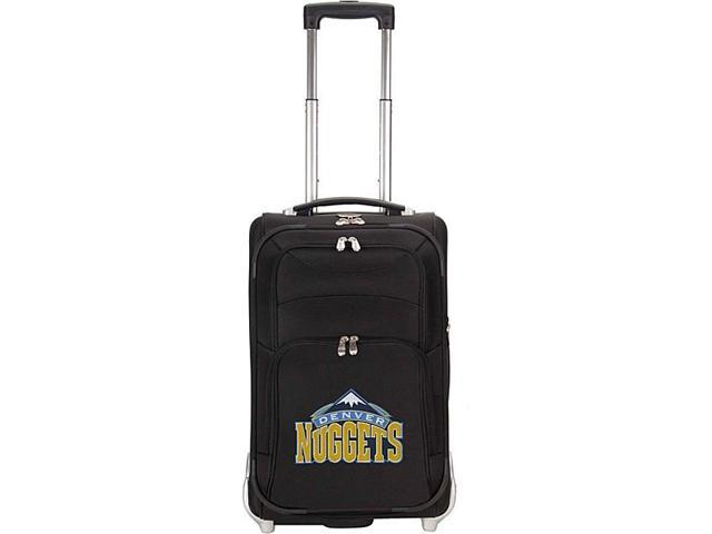 Denco Sports Luggage NBA Denver Nuggets 21in. Carry-On