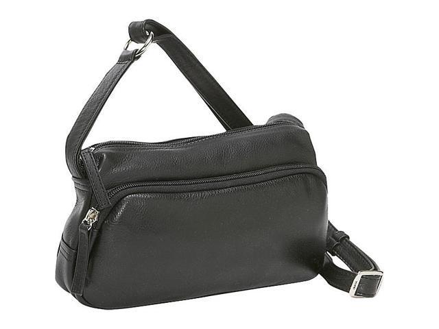 Derek Alexander Small Twin Top Zip Handbag