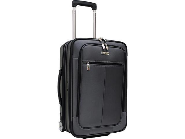 Traveler's Choice Sienna 21 in. Hybrid Rolling Carry-On Garment Bag / Upright