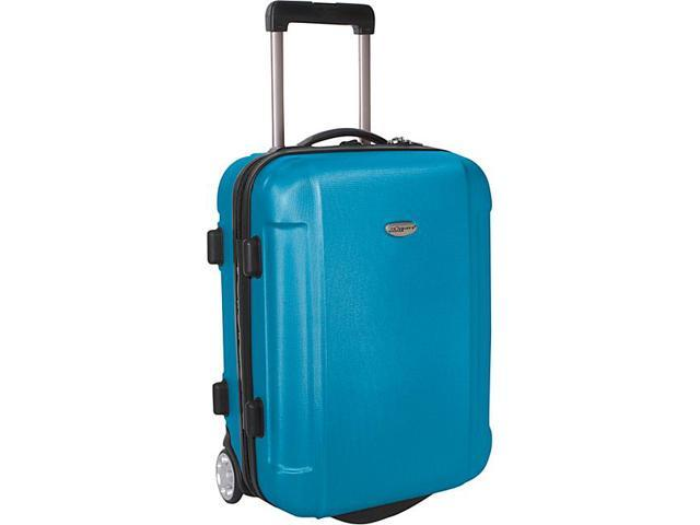 Traveler's Choice Freedom 21 in. Hardshell Wheeled Carry-On Suitcase