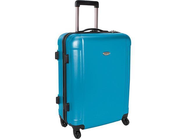 Traveler's Choice Freedom 25 in. Hardshell Spinner Upright