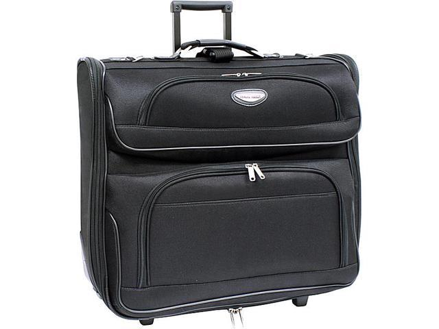 Traveler's Choice Amsterdam Business Rolling Garment Bag
