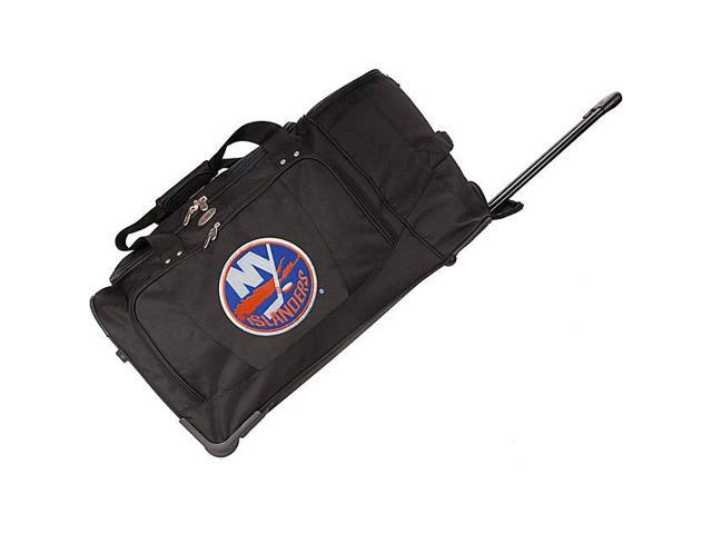 Denco Sports Luggage NHL New York Islanders 27in. Rolling Duffel