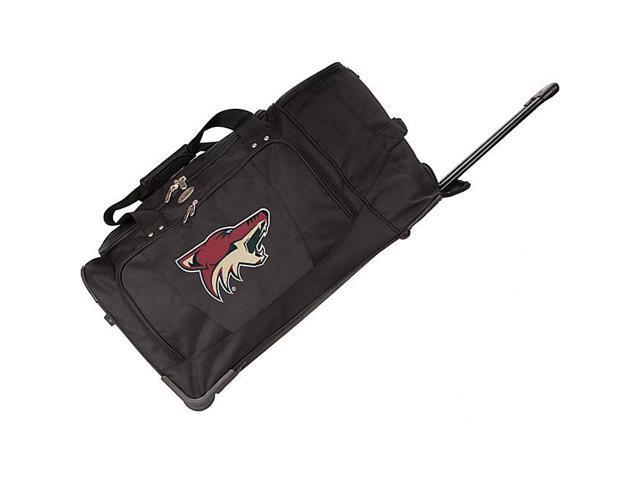 Denco Sports Luggage NHL Phoenix Coyotes 27in. Rolling Duffel
