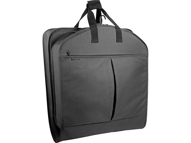 Wally Bags 40in. Suit Bag w/ Two Pockets
