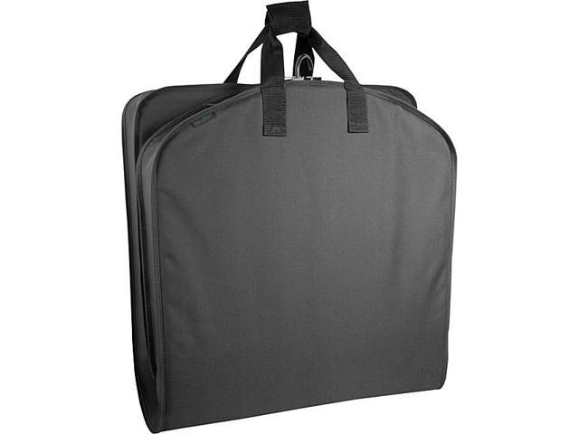 Wally Bags 42in. Suit Bag w/ Exterior Pocket