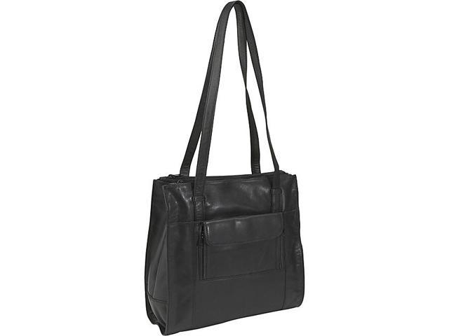 Derek Alexander Triple Compartment North South Shopper