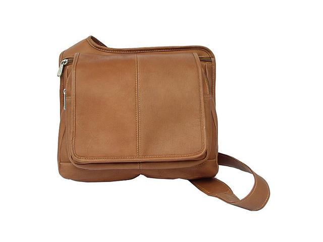 Piel Slim-Line Flap Over Lady's Bag