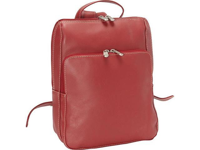 Piel Slim Front Backpack