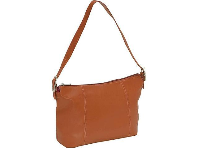 Piel Medium Shoulder Bag