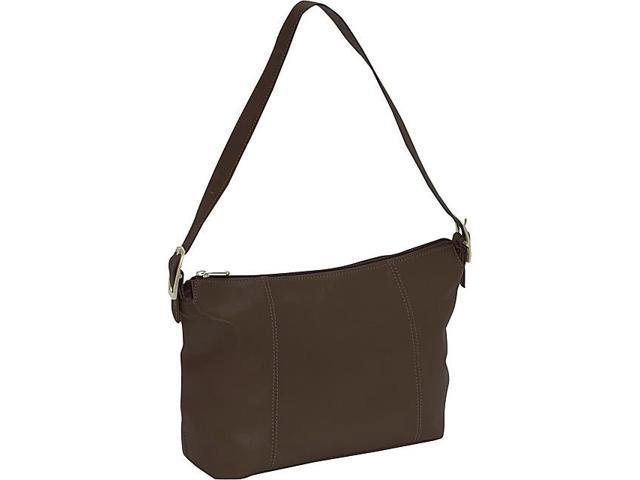 Piel Medium Shoulder Bag