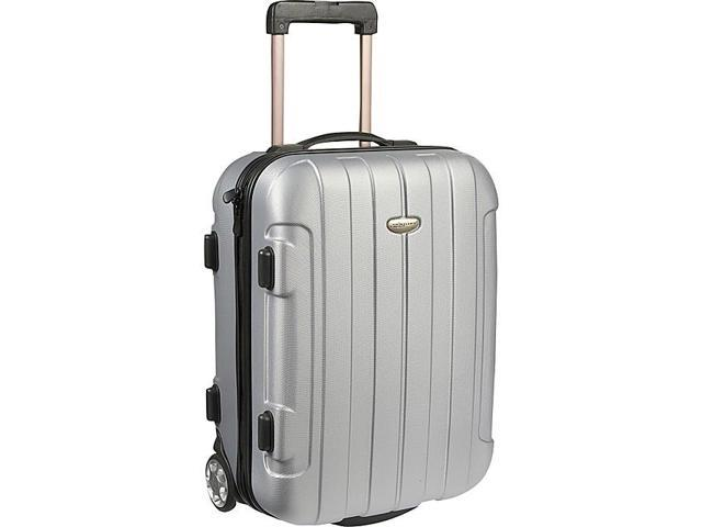 Traveler's Choice Rome 21 in. Hardside Rolling Carry-On