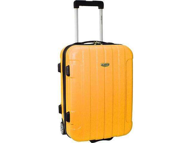 Traveler's Choice Rome 20 in. Hardside Rolling Carry-On