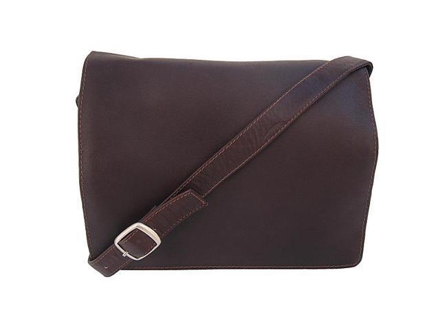 Piel Small Handbag with Organizer