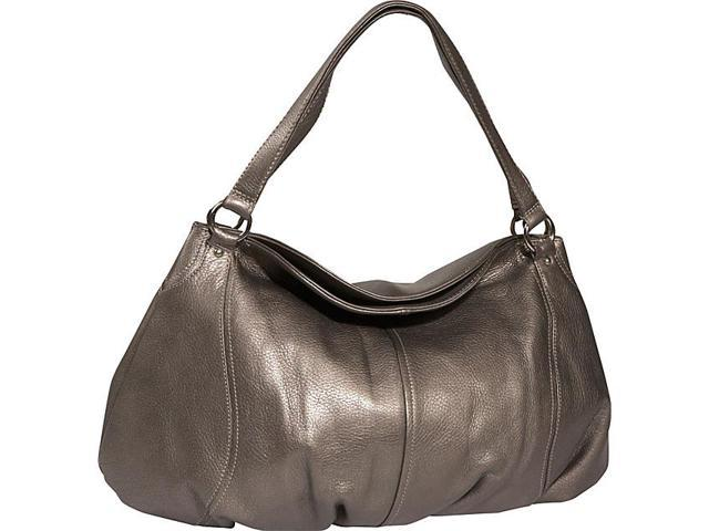 Derek Alexander Large Gathered Pouch Handbag