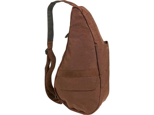 AmeriBag Healthy Back Bag ® evo Distressed Nylon Small