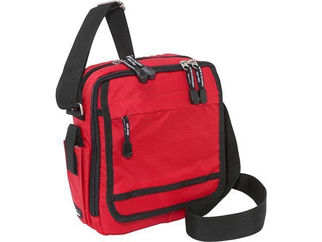 Derek Alexander North/South Top Zip Shoulder Bag