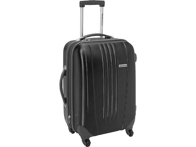Traveler's Choice Toronto 21 in. Expandable Hardside Spinner Luggage