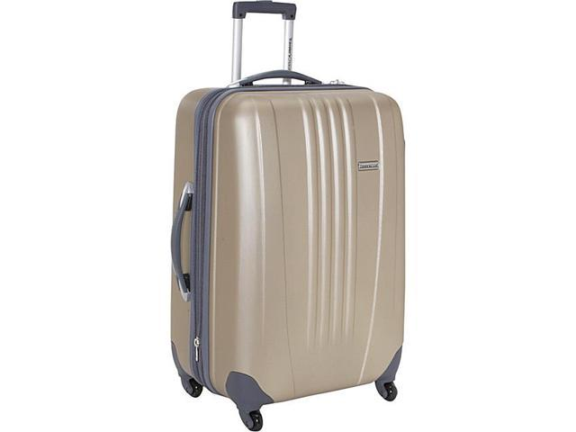 Traveler's Choice Toronto 25 in. Expandable Hardside Spinner Luggage