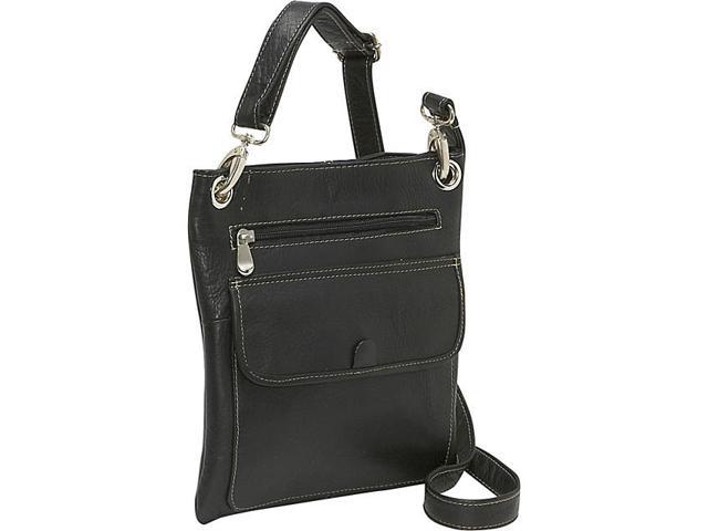 Le Donne Leather Slim Crossbody