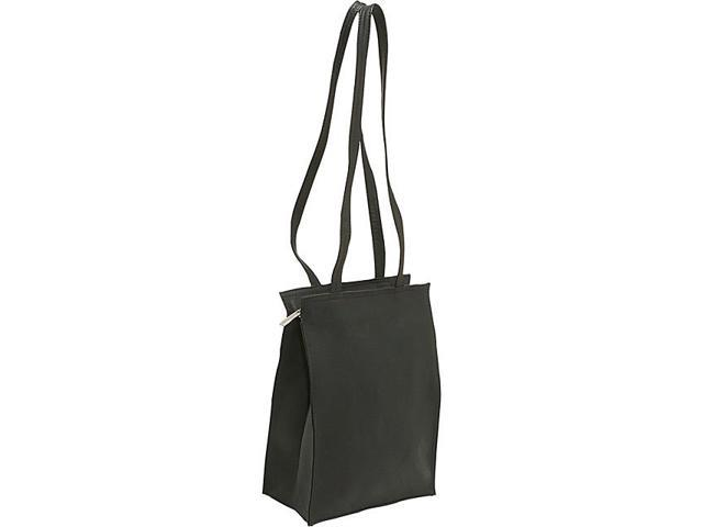 Le Donne Leather Zip Top Tote