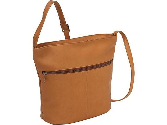 Le Donne Leather Bucket Shoulder Bag