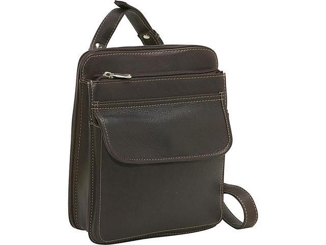 Le Donne Leather Organizer Bag