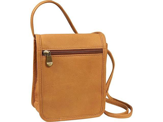 Le Donne Leather Mini Full Flap