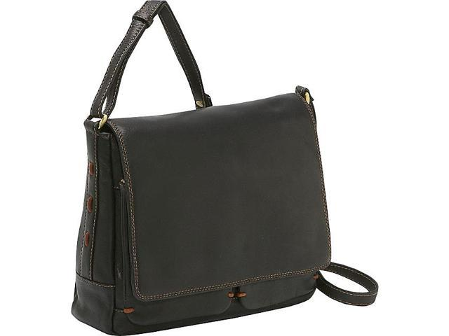 Derek Alexander Medium 3/4 Flap Handbag