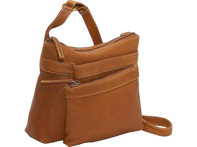 Derek Alexander Compact Top Zip Handbag