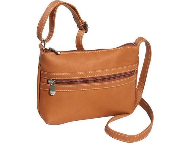 Le Donne Leather City Crossbody Bag